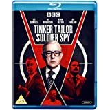 Tinker Tailor Soldier Spy [2Blu-Ray] (English audio) [Region B] [Blu-ray]