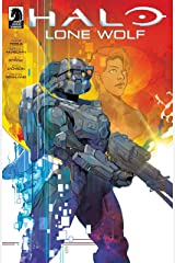 Halo: Lone Wolf #1 Kindle Edition