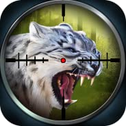 Alaska Hunting 3D - Snow Safari Shooting: Winter animal chase and extreme hunter adventure: try to survive dur