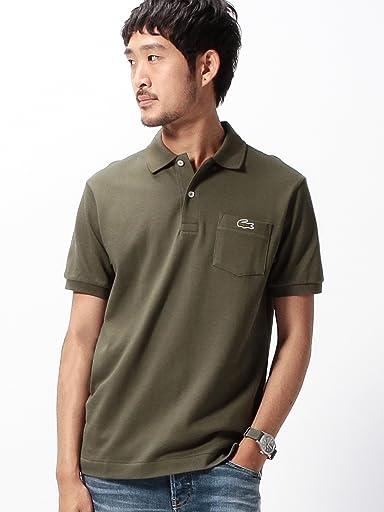 Heavy Pique Polo Shirt 11-02-0145-462: Olive