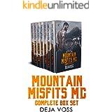 Mountain Misfits MC: Complete Box Set