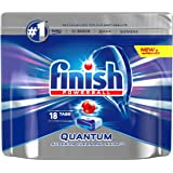 Finish Quantum Super Charged PowerBall Dishwasher Tablets, 18ct