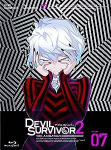 DEVIL SURVIVOR 2 the ANIMATION (7) [Blu-ray]