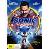 Sonic the Hedgehog (2020) (DVD)
