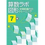 算数ラボ図形 空間認識力のトレーニング 7級