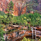 Utah Wild & Scenic 2021 12 x 12 Inch Monthly Square Wall Calendar, USA United States of America Rocky Mountain State Nature