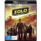 Solo: A Star Wars Story (4K Ultra HD + Blu-ray + Bonus)