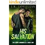 His Salvation: A Gay Urban Fantasy Romance Novel (The ADA Chronicles Book 1)