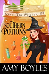Southern Potions (Sweet Tea Witch Mysteries Book 9) Kindle Edition