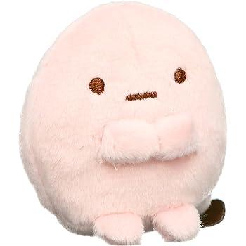 Amazon すみっコぐらし てのりぬいぐるみ たぴおか ピンク アニメ