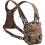 Allen Company 19219 Terrain™ Plateau Bino Case with Harness by Allen®, Mossy Oak® Break-Up Country™ Camo, Brown