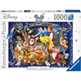 Ravensburger Disney Memories Snow White 1937 1000pc,Adult Puzzles