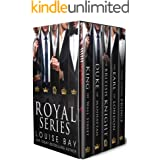 Royals Series: King of Wall Street, Duke of Manhattan, The British Knight, The Earl of London, Park Avenue Prince (English Ed