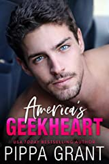 America's Geekheart (Bro Code Book 2) Kindle Edition