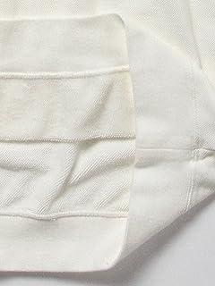 Polo Collar Sweat Shirt 11-13-1864-462: White