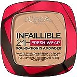 L'Oréal Paris Infalilible Foundation in a Powder - Golden Beige
