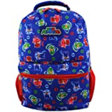 Disney PJ Masks Boy's 16 inch School Backpack, Blue (Blue) - B19PJ43225