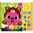 Pinkfong Animal Songs Sound Book, Green/Yellow
