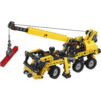レゴ (LEGO) テクニック ミニモバイルクレーン 8067