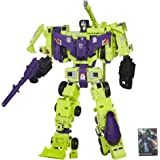 "Transformers Generations - Combiner Wars Devastator Action Figure 6 Pack - Builds to 18"" Tall Devastator Figure - Kids Toys -"