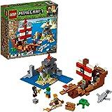 LEGO® Minecraft™ - The Pirate Ship Adventure 21152