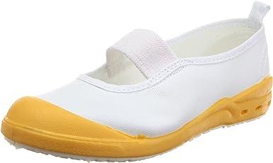 [アキレス] 上履き 日本製 アキレスバレーエコロジー(布カラー) ルームカラーエコロジー NVS 2200 15cm~28cm