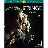 FRINGE/フリンジ <セカンド> 前半セット(3枚組/1~12話収録) [DVD]
