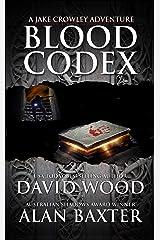 Blood Codex: A Jake Crowley Adventure (Jake Crowley Adventures Book 1) Kindle Edition