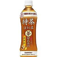 [トクホ] サントリー 特茶 ほうじ茶 500ml×24本