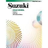 Suzuki Cello School, Volume 3: Cello Part: Vol. 3