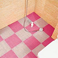 Gelrova お風呂マット 浴槽 滑り止めマット 転倒防止 介護用品 浴室マット 抗菌防カビ 無臭 環境保護材料製…
