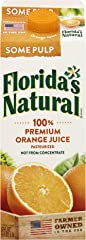 Florida's Natural NFC Home Squeezed Orange Juice (Some Pulp), 1.5L - Chilled