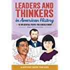 Leaders and Thinkers in American History A Childrens History Book: 15 Influential People You Should Know (Biographies for Kid