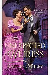 The Unexpected Heiress (Hamilton Cousins Book 3) Kindle Edition
