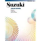 Suzuki Violin School - Volume 1 (Revised): Violin Part