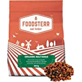 Foodsterr Organic Sultanas Raisins, 500g