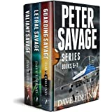 The Peter Savage Boxed Set: Books 5-7