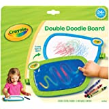 My First Crayola Double Doodle Board Standard Packaging Assorted