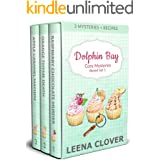 Dolphin Bay Cozy Mysteries Boxed Set 1 (Books 1-3): Murder Mystery Anthology with Recipes (Dolphin Bay Cozy Mystery Series Co
