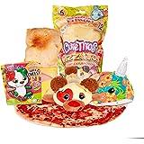 Cutetitos Pizzaitos - Surprise Stuffed Animals - Collectible Pizza Plush - Ages 3+ - Series 5