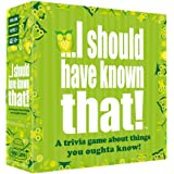 Hygge Games 21026 ...I Should Have Known That! Trivia Game, Green