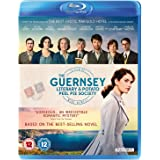 The Guernsey Literary and Potato Peel Pie Society [Region B] [Blu-ray]