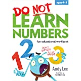 Do Not Learn Workbooks - Numbers