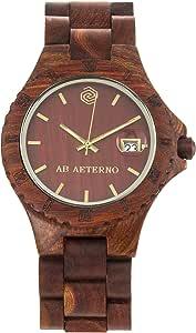 [アバテルノ] 腕時計 9825019 正規輸入品 ブラウン