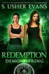 Redemption (Demon Spring Book 3) Kindle Edition