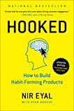 Hooked: How to Build Habit-Forming Products (English Edition…