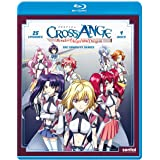 Cross Ange: Rondo of Angel & Dragon: Complete Coll [Blu-ray] [Import]