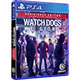 Watch Dogs: Legion, Resistance Edition, PlayStation 4