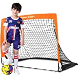 Dimples Excel Soccer Goal Kids Soccer Net for Backyard 4'x3', 1 Pack