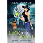 Luck of the Witch (Crypt Witch Cozy Mystery Series Book 1)
